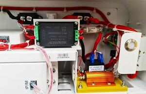 Setup y cableado para sistema fotovoltaico de almacenamiento