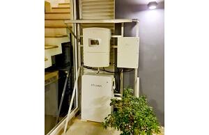 Sistema fotovoltaico con interconexión y almacenamiento en proyecto residencial de México