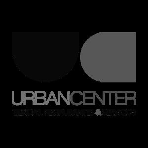 Logotipo de cliente Urban Center para cargadores eléctricos México