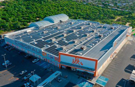 Proyecto de Instalación paneles solares México Chedraui