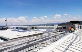 Proyecto de Instalación paneles solares México NUTEC