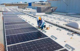 Proyecto de Instalación paneles solares México Chedraui San José