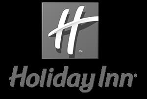 Logotipo de cliente Holiday Inn para paneles solares México