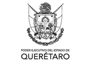 Logotipo de cliente Poder Ejecutivo del Estado de Querétaro para paneles solares México