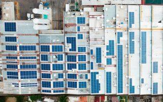 Proyecto de Instalación paneles solares México Bimbo Mazatlán