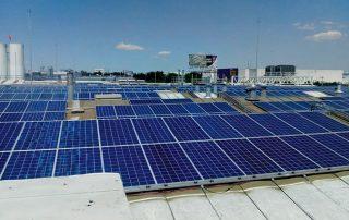 Proyecto de Instalación paneles solares México Marinela Zapopán