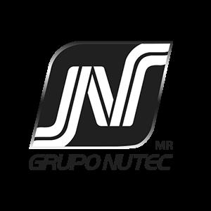 Logotipo de cliente NUTEC para paneles solares México
