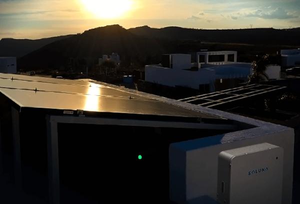 Paneles solares México residenciales